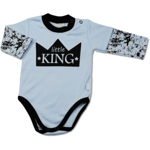 Body Little King Niebieskie Gamex